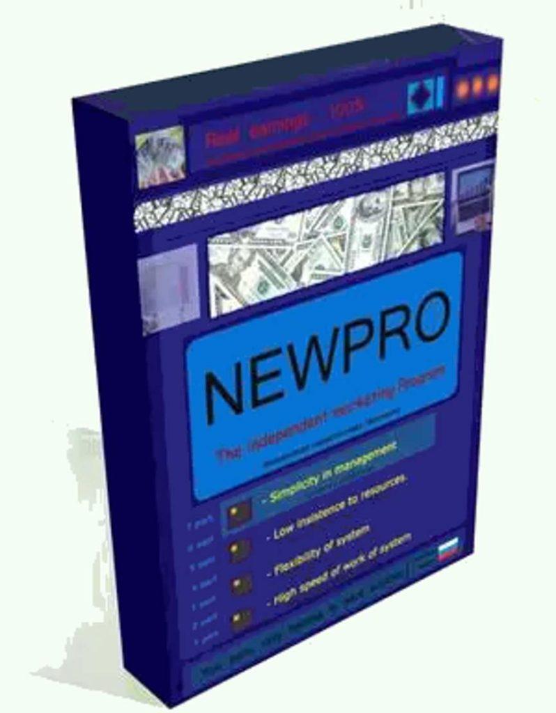 Финансовая пирамида - NewPRO