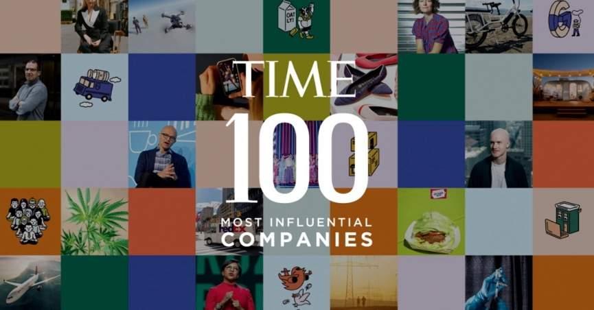 Time составил список 100 самых влиятельных компаний