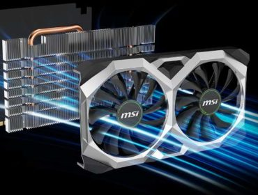 Видеокарты Nvidia от MSI